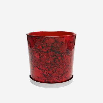 Base Medium Pot Deserto Rosso