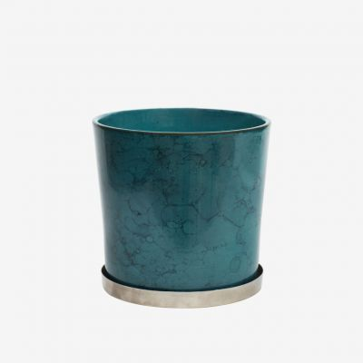 Base Small Pot Turquoise
