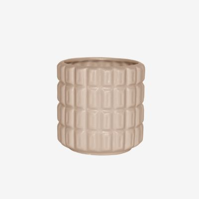 Sunset Medium Pot Sahara Beige